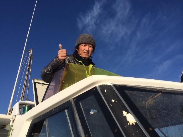 遊漁船 幸雅丸 船長